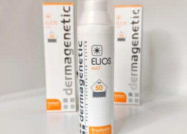 Dermagenetic Elios Mat SPF 30, 50